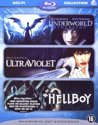 """Sci-Fi Collection (Hellboy, Ultraviolet, Underworld Evolution) """