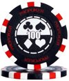 100 (zwart)