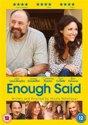 Enough Said /DVD