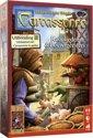 Afbeelding van het spelletje Carcassonne: Kooplieden & Bouwmeesters Bordspel