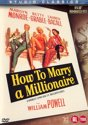 Dvd How To Marry A Millionaire- Classic - Bud15