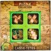 Afbeelding van het spelletje Junior Wooden Puzzles collection