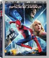 The Amazing Spider-Man 2 (2D+3D Blu-Ray)