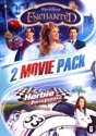 ENCHANTED+HERBIE FULLY LOADED DUO DVD NL