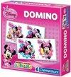 Afbeelding van het spelletje Clementoni The Luxe Domino Mickey-Minnie
