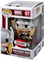 Funko Pop! Marvel Thor Secret Wars - #97 Verzamelfiguur