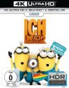 Despicable Me 2 (2013) (Ultra HD Blu-ray & Blu-ray)