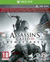Assassin's Creed 3: Remastered Xbox One