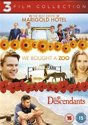 Best Exotic Marigold Hotel/We Bought A Zoo/Descendants