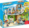 PLAYMOBIL  Ingerichte school - 9453