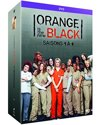 Orange is the new black serie 1-4 Complete - IMPORT