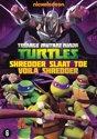 Teenage Mutant Ninja Turtles -  Shredder slaat toe