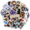 45 Harry potter stickers 5x6 cm voor Agenda Laptop Koffer muur etc.