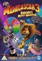 Madagascar 3 Europes Most Wanted