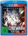 The First Avenger: Civil War (3D & 2D Blu-ray)
