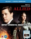 Allied [Blu-ray] (2016)