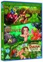 Tarzan 1-3 Coll.