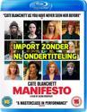 Manifesto [Blu-ray] [2017]