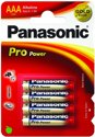 Panasonic AAA Pro Power Batterijen
