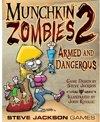 Afbeelding van het spelletje Munchkin Zombies 2: Armed and Dangerous