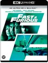 Fast & Furious 4 (4K Ultra HD Blu-ray)