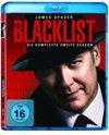 The Blacklist Season 2 (Blu-ray)