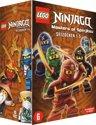 LEGO Ninjago : Masters Of Spinjitzu - Seizoen 1 t/m 5