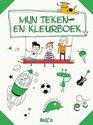 Afbeelding van het spelletje Mijn teken- en kleurboek (groen)