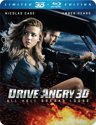 Drive Angry (3D & 2D Blu-ray) (Limited Metal Edition)