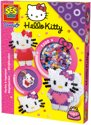 SES Strijkkralen - Hello Kitty