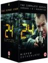 24 - Season 1-8 + Redemption (Dvd)