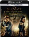 The Mummy 3: Tomb Of The Dragon Emperor (2008) (4K Ultra HD Blu-ray)