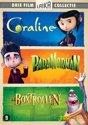 De Boxtrollen & Coraline & ParaNorman