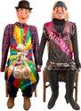 Raam-, Deur- & Muurdecoratie voor Halloween