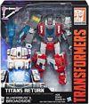 Transformers Titans Return Voyager Blunderbuss & Broadside Robot