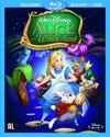 ALICE IN WONDERLAND 60TH ANNCOMBO BD/DVD