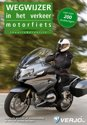VERJO Wegwijzer in het verkeer motorfiets