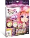 Creatief schetsboek - Petulia - NEBULOUS STARS