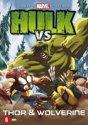 Marvel - Hulk Vs Thor & Wolverine