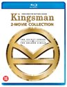 Kingsman 1 & 2 (Blu-ray)