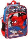 Disney Backpack L Spiderman Comic