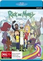 Rick & Morty Season 2 (Import)