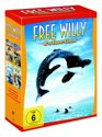 Free Willy 1-4 (Import)