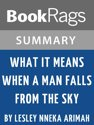 Study Guide: What It Means When a Man Falls from the Sky