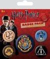 Harry Potter: Hogwarts Buttons