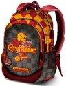 Harry Potter schooltas/rugtas/rugzak Quidditch Gryffindor  44cm