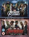 Avengers 1 & 2 (Blu-ray) (Import)