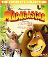 Madagascar: The complete collection (Blu-ray)