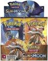 Afbeelding van het spelletje Pokemon Kaarten Sun & Moon Booster Box Display (36 Booster packs)