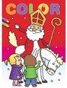 Afbeelding van het spelletje Sinterklaas Color / Saint-Nicolas Color